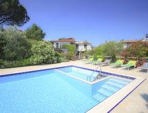 Montelupo Fiorentino - Vakantiehuis La Rosa per 9 pax