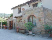Cortona - Ferienwohnung Casaghezzi