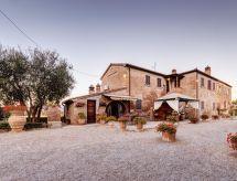 Cortona - Holiday House Capecchia