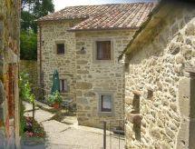 Cortona - Rekreační dům Toppicchio