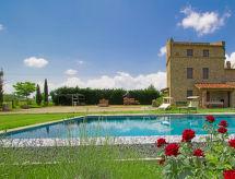 Cortona - Vakantiehuis Il Loto