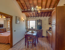 Cortona - Appartement San Benedetto