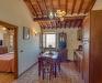 Appartement San Benedetto, Cortona, Zomer