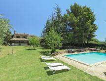 Fabro - Vakantiehuis Casale Verciano