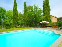 Perugia - Ferienwohnung Montecorneo