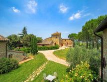 Perugia - Dom wakacyjny Borgo Monticelli