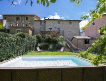 Piegaro - Vakantiehuis Casa Dei Baldi