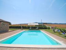 Paciano - Dom wakacyjny Villa Faldo