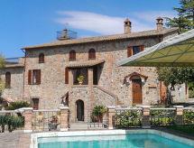 Villa Mancini con parcheggio und recinzioni
