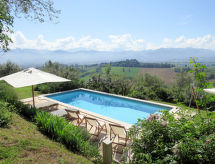 Spoleto - Maison de vacances Casa Il Frantoio (USP100)