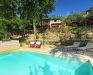 Ferienhaus Oleandra sul Lago, Magione, Sommer