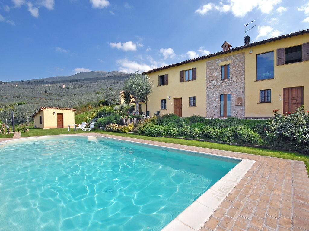 Ferienwohnung Fiordaliso (UTV100) (1150497), Trevi, Perugia, Umbrien, Italien, Bild 1