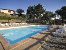 Lago di Bolsena - Appartement Poggio Bolsena