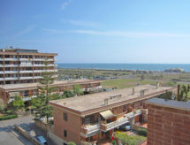 Lido di Ostia - Appartement Ostia beach