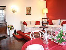 Rom: Historisches Zentrum - Ferienwohnung Terrazza Cola di Rienzo