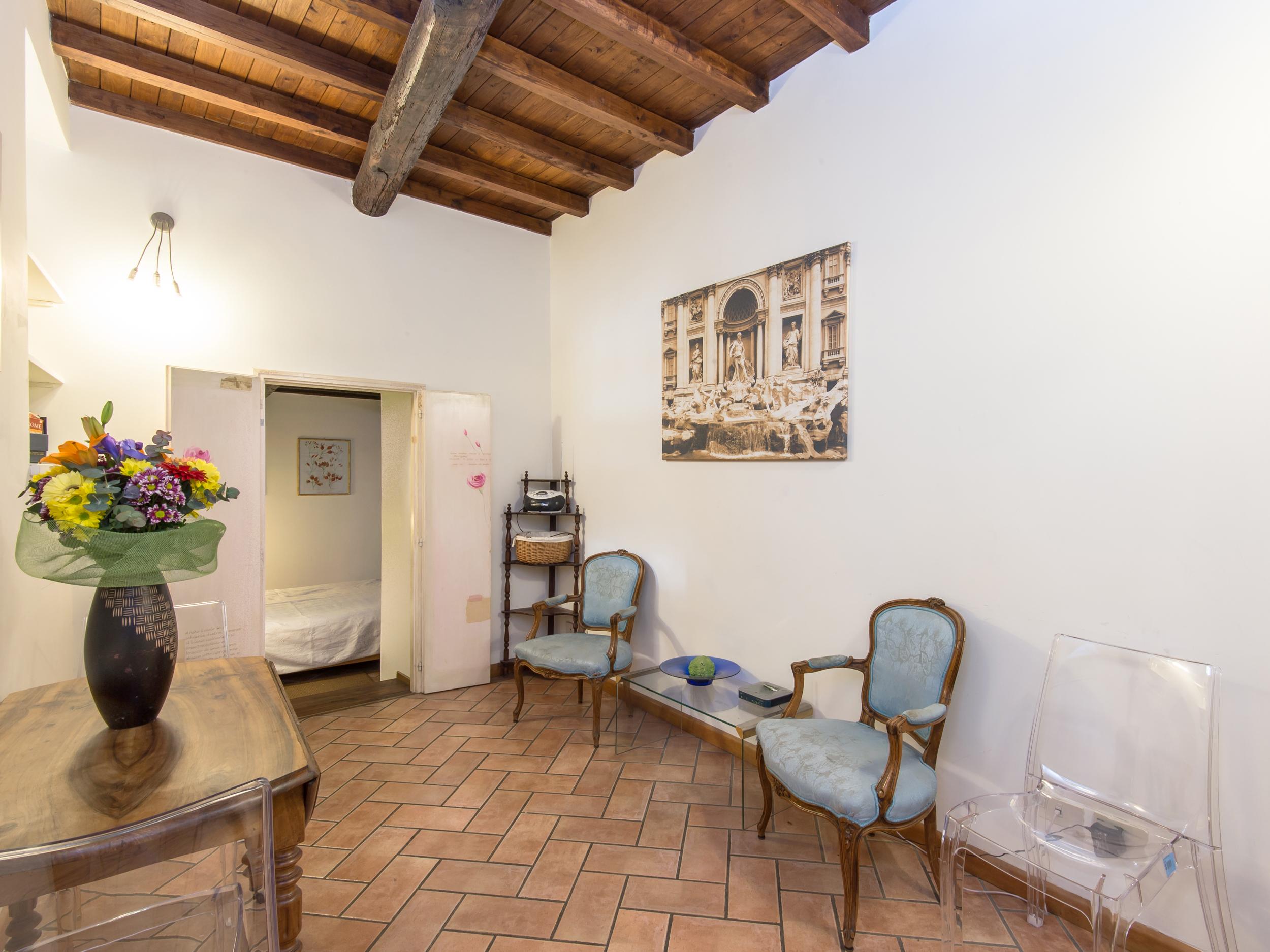Appartement trastevere in roma centro storico itali for Affitto uffici roma trastevere