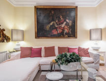 Rome: Centro Storico - Appartement Passeggiata di Ripetta