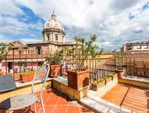 Itálie, Lazio, Řím: Centro Storico