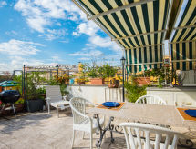Rome: Centro Storico - Appartement Opera Luxury Terrace Apartment