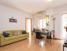 Rome - Appartement Tiburtina Girasole