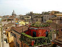 Roma: Piazza Navona - Campo dei Fiori - Appartement Navona Terrace View