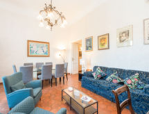 Roma: Trastevere - Appartement Trastevere Large & Panoramic