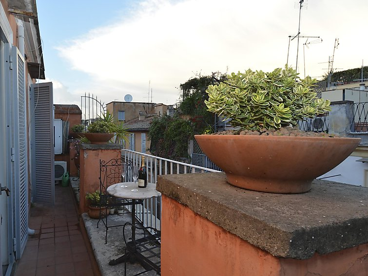 Luxury self catered chalet spanish steps terrace roma for Terrace steps
