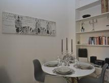 Roma: Vaticano - Appartement Vatican Corner 3BD 2BA