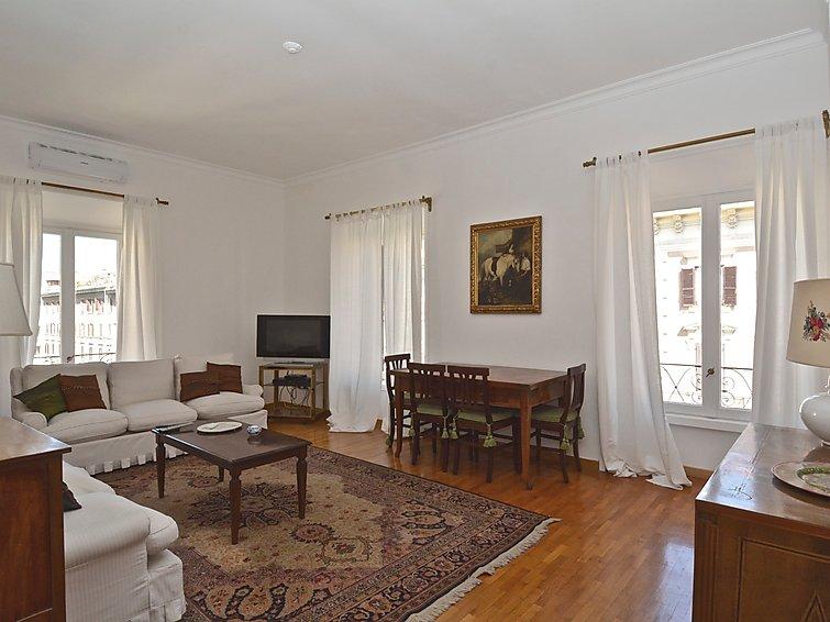 Vatican Family 1BR Apartment