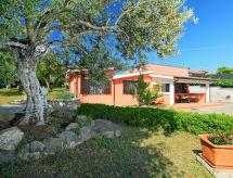 Villa Caiterzi mit BBQ und Ofen