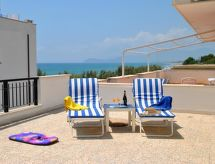 Sperlonga - Appartement Blue Attic