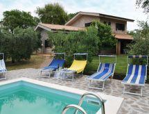 Sperlonga - Vakantiehuis Casolare