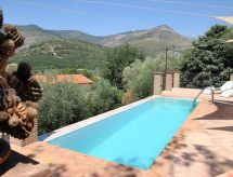 Sperlonga - Vakantiehuis Oasis