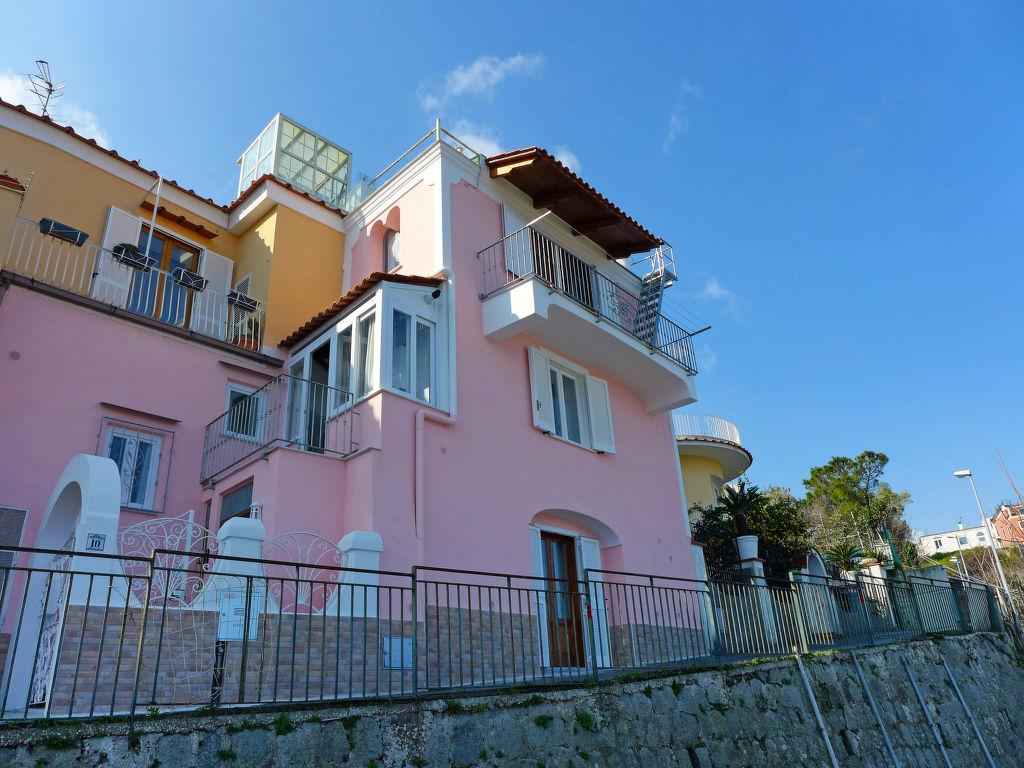 Ferienhaus The Pink
