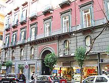 Neapol - Apartamenty L'oro di Napoli Small Flat