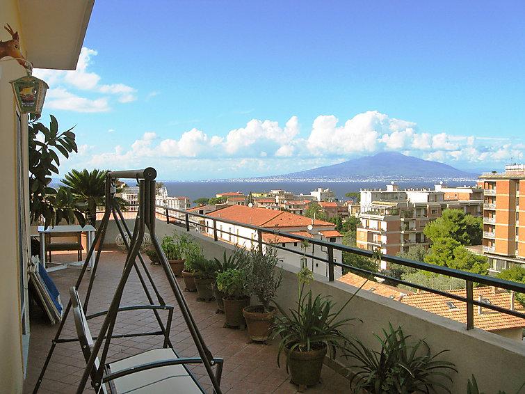 Apartment Top Floor, Sorrento, Summer