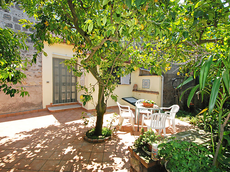 Limoneto a Priora Apartment in Sorrento