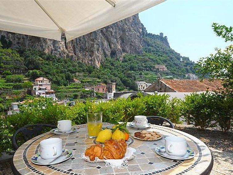 Ferielejlighed Italien, Amalfikysten, Amalfi