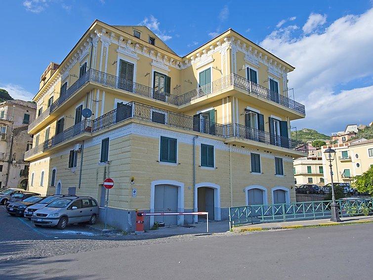 Ferienwohnung Palazzo Della Monica mit Bett für Baby und zum Wandern