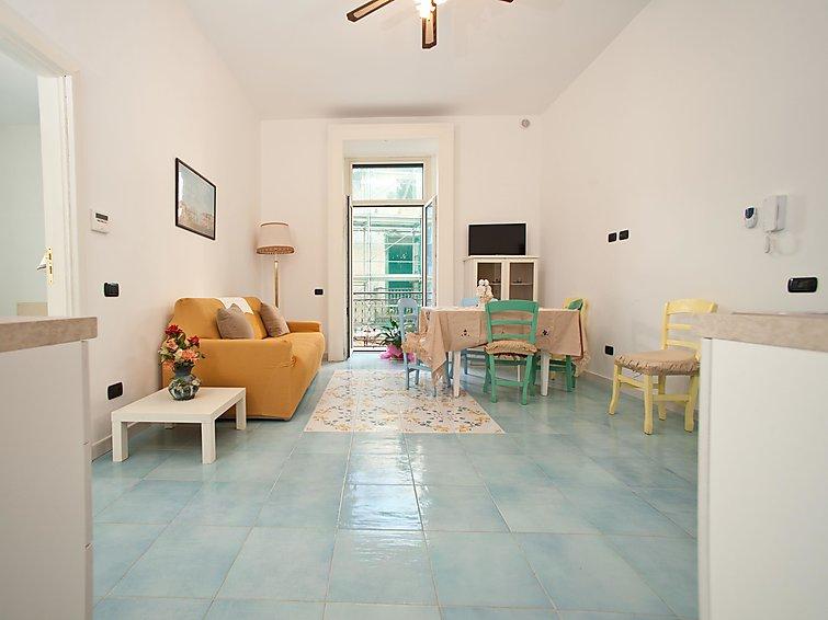 Ferienwohnung Palazzo Della Monica zum Wandern und mit Fernseher