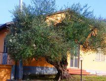 Villa Girasole mit Fernseher und Waschmaschine