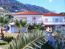 Villa Lina con Vista Mare mit TV und Erlebnispark in der nähe