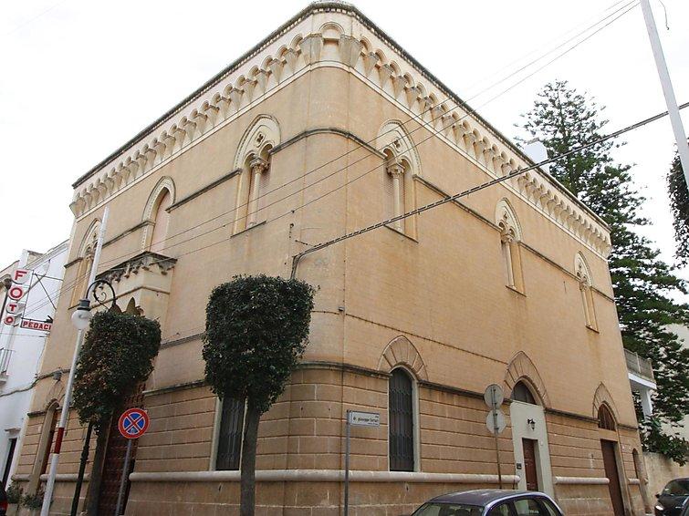 Casa di vacanze Coltura Palace con forno und terrazza