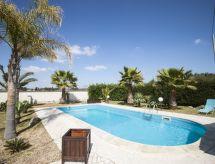 Alezio - Casa de vacaciones palm villa