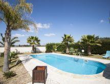 Alezio - Maison de vacances palm villa