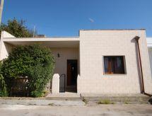Taviano - Ferienhaus casa re carlos