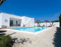 Taviano - Vakantiehuis villa dei gigli