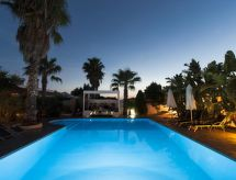 Gallipoli - Vakantiehuis villa cotriero crystal