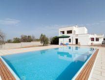Gallipoli - Ferienhaus Villa Rux