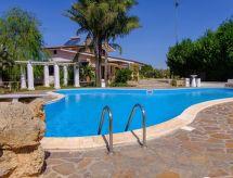 Racale - Vakantiehuis villa venere